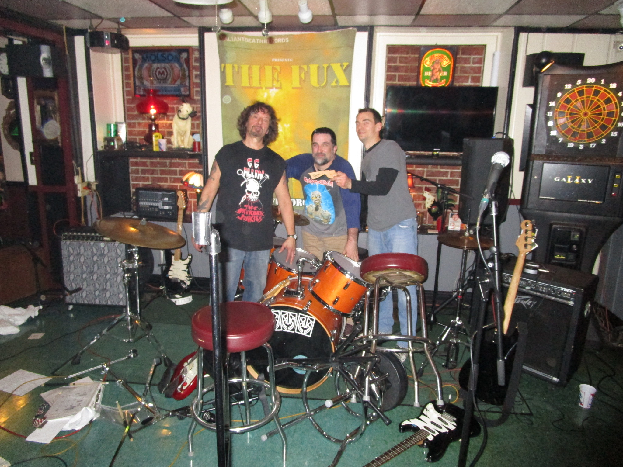 The FUX BAND